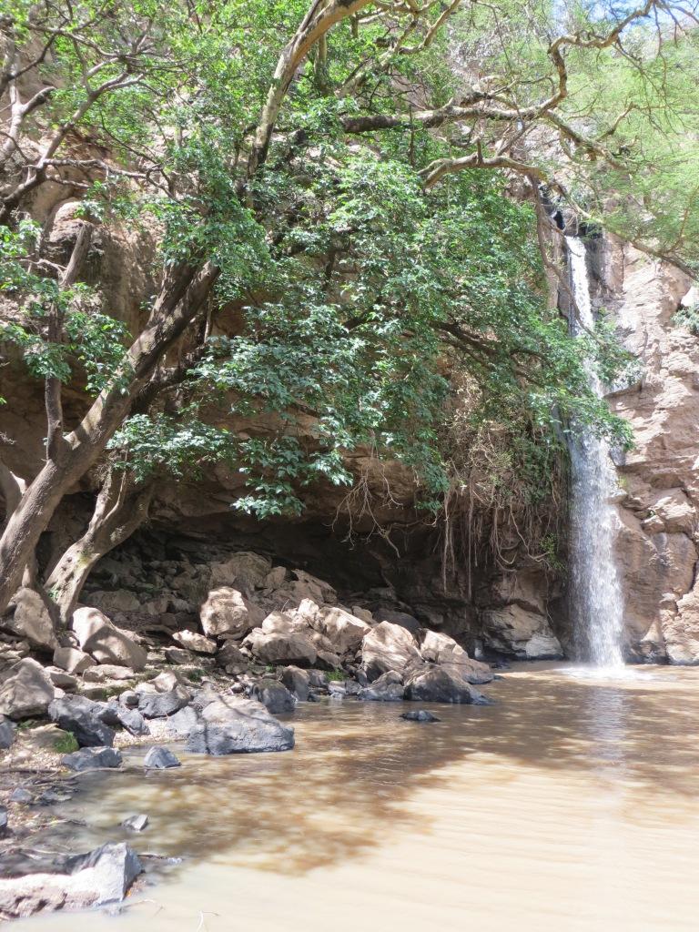 Nakuru Waterfall