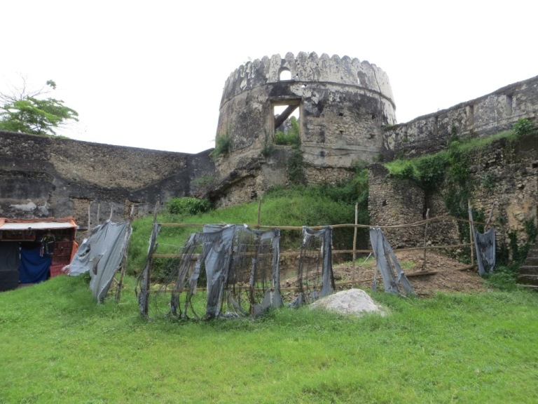 The Old Fort - Stone Town